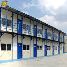 Cost Efficient Prefab Workers Dormitory