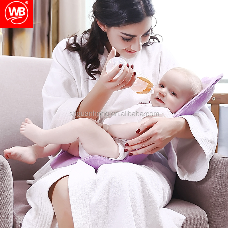 Baby nursing mat 3D hold mat