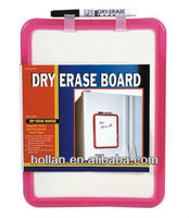 Student Dry Erase Board With Marker