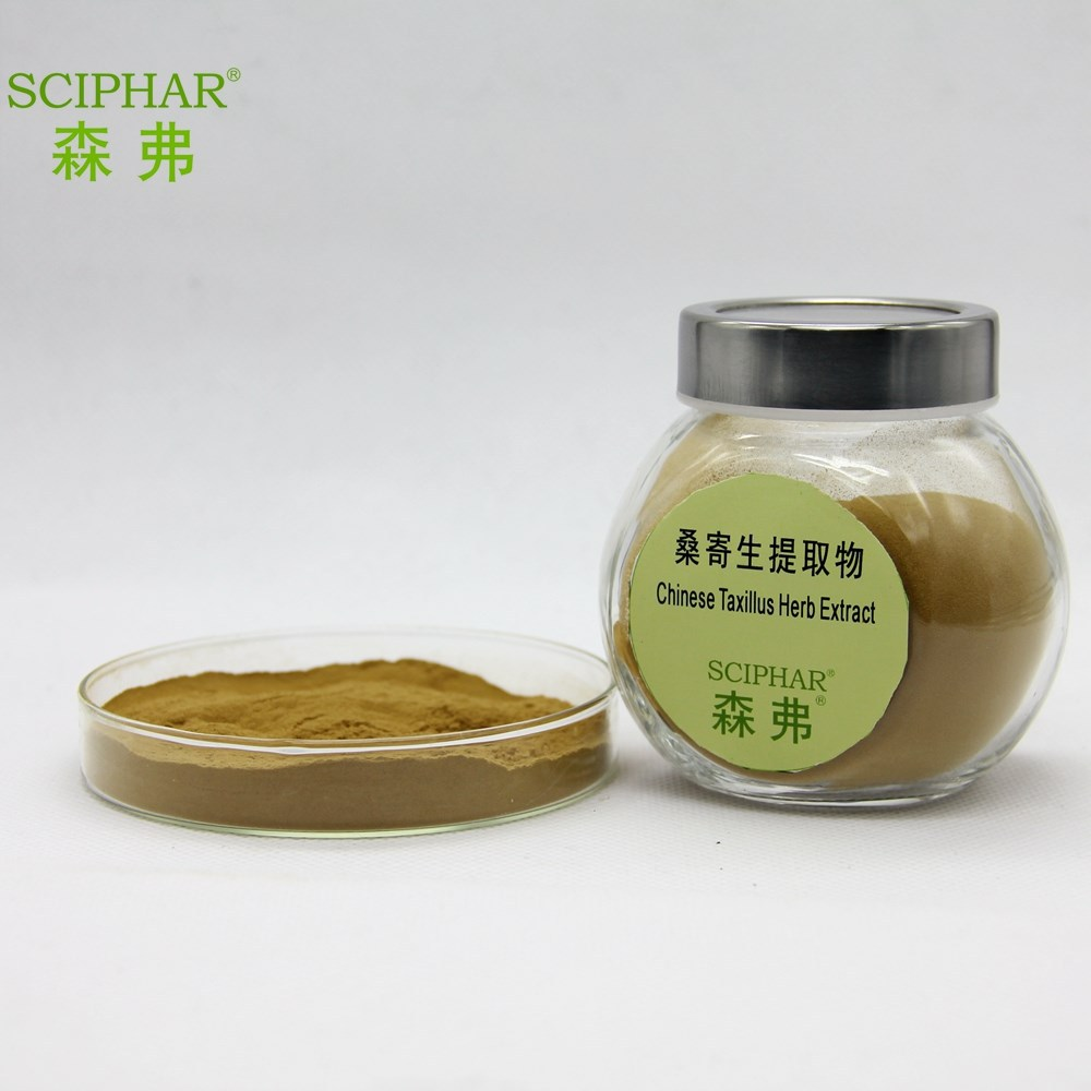 Chinese Taxillus Herb Extract ,light brown colour,hurbal extract,plant extract