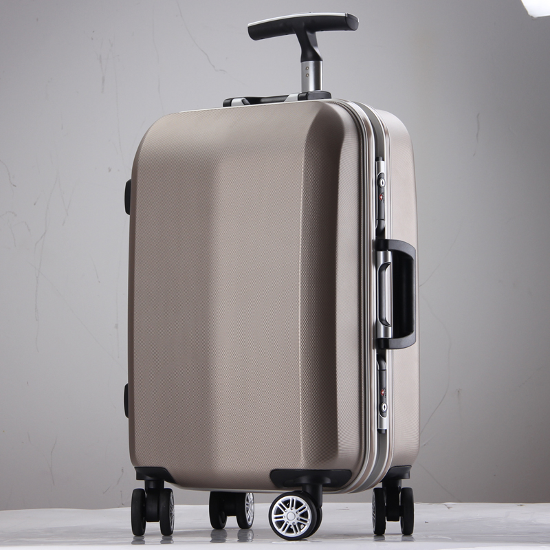 ABS eminent travel trolley travel car luggage and bags