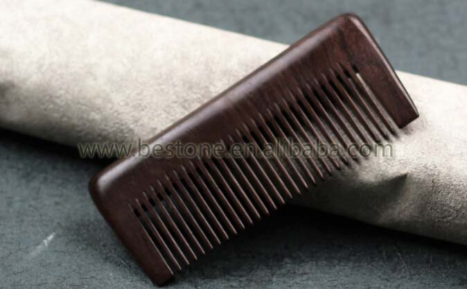 Promotion Christmas Gift Sandal Hair Wood Combs