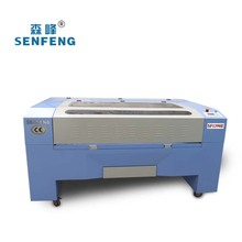 1390E 80w 100w economic leather fabric label co2 laser cutter machine for sale