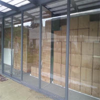 Best insulated glass rooms with CE