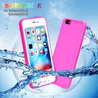 waterproof case Ultra thin transparent phone accessories cheap silicon case for iphone 6