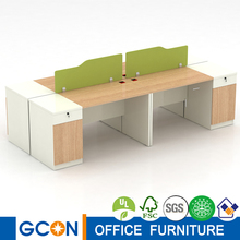 EB Series Modern Design Office Desk Workstation for 1/2/4/6 Person Composable Office workstation for Small Office