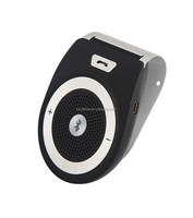 New Portable dsp Technology Bluetooth Car Kit With Multipoint Speakerphone For Truck and Car