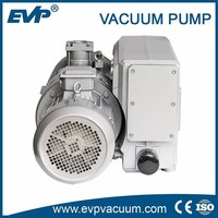 oil lubricated refrigeration rotary vane vacuum pump for food storage