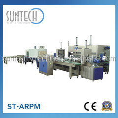 SUNTECH Textile Automatic Roll Wrap Packing Machine
