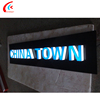 3D Company Sign Electronic Sign Board