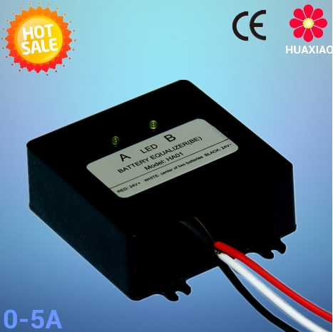 Car battery votage equalizer of battery 12V 24V for extent battery's life time