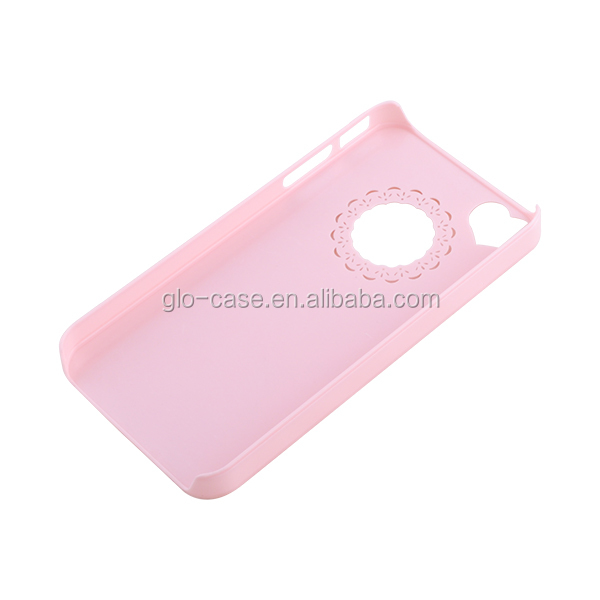 Hard Plastic Card Holder Case for iPhone 5/5S
