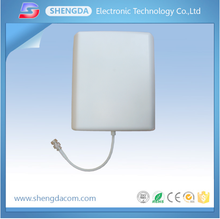 8dBi 2.4ghz wifi wall mount antenna/ indoor outdoor 4g lte patch panel antenna