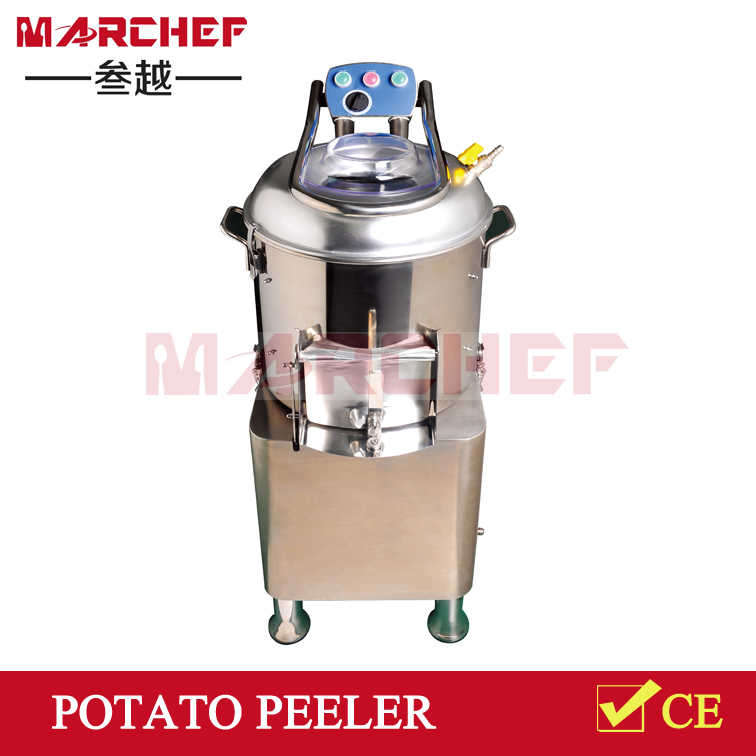 New Brand 400Kg/H Industrial Electric Potato Peeler/Carrot Peeling Machine