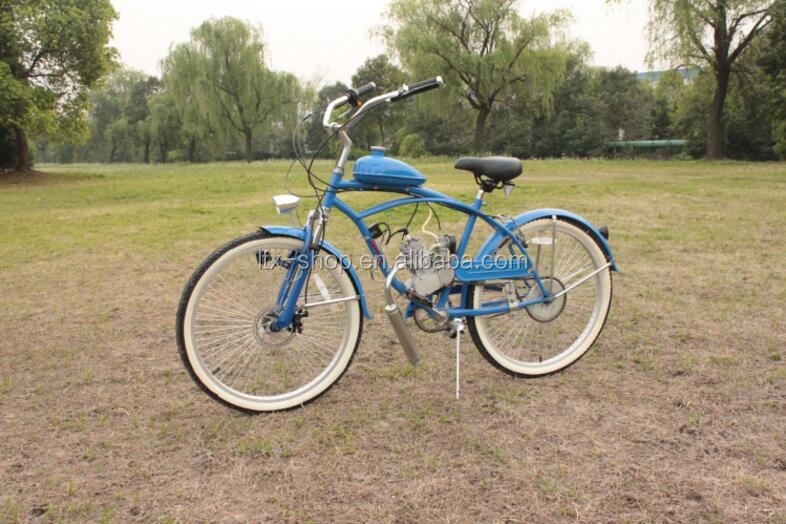 Cool Harley Bike, Ratro Fat Tire Bicycle For Wholesale, Europe Design Gasoline Motorbike In China
