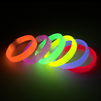 luminous wristbands /bracelets glow in dark