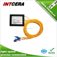 TOP rated SC/APC 1X8 0.9mm fiber optic PLC splitter for FTTX PON