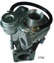 CT9 turbo for Toyota starlet EP82 EP91 upgrade turbocharger