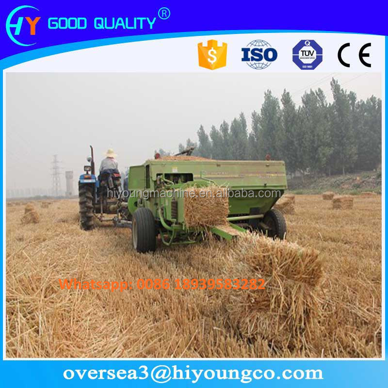 Shuliy straw/grass/stalk/halm square hay baler with CE approved