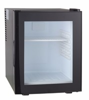 Mini car Refrigerator with Glass Door