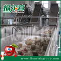 turnkey project industrial apple concentrate juice making line