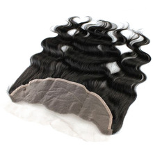 No Shedding Good Feedback Wholesale Price short brazilian hair transparent lace frontal