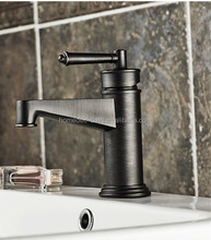 ORB brass hot cold water single lever basin faucet mixer for export