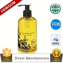 Hottest china factory direct sale wholesale asian massage oil