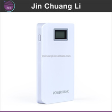 Output DC 5V-2100mA ABS+PC material guangzhou portable universal charger power bank