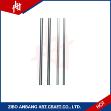 Low Price Bright stamped parts stainless steel bar for baluster