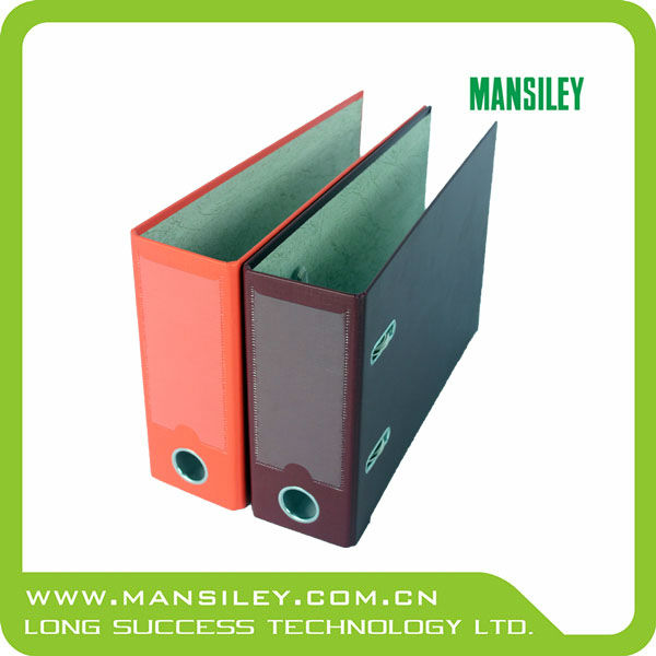 hot sale A5 Size PVC Box File/Lever arch file/ folders