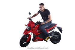 3000W Big and Heavy Electric and Petrol Hybrid Dirt Motorbike