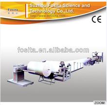 EPE foamed sheet film extrusion line