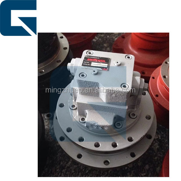 GM06 Excavator Travel Motor Final Drive Use for E305.5 E306 YC60 PC50