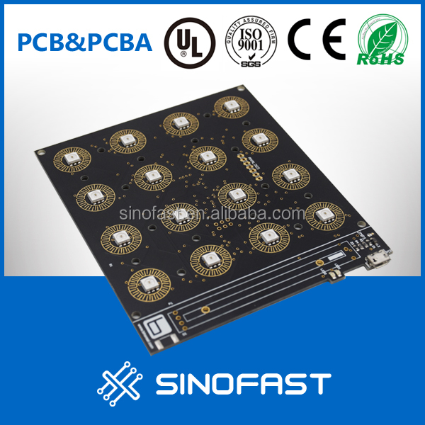 PCB mcpcb KT board 3D dust collector cnc milling machine pcb board manufacturer printed circuit board PCB