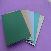 recycling 4ft x 8ft acrylic sheet, pe/pvdf popular building cladding products