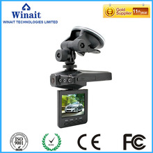 winait hot sell car digital video recorder/car black box with 720p video dashboard
