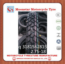 best selling high quality motorcycle tires 2.75-18 cheap used motorcycles