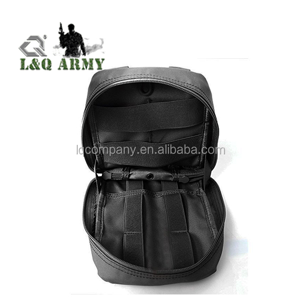 Military EMT Pouch MOLLE Medical First Aid Kit Bag