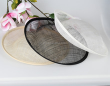 ladies make sinamay church hats,straw hat sisal for women