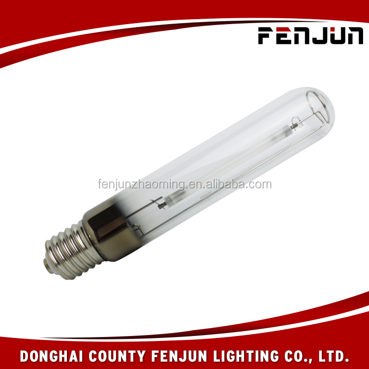 Simple appearance 400w 24000h Tubular High Pressure Sodium lamp