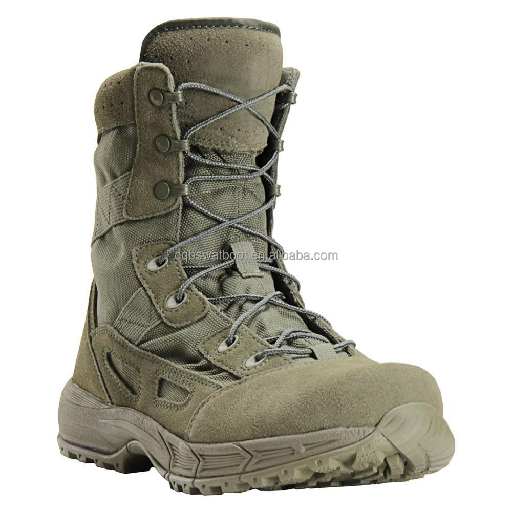 CQB.SWATNew Design Desert Us Army Boots