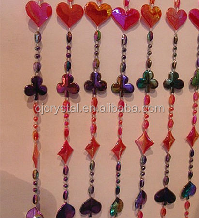 glass beads making machine curtain,crystal crafts curtain,curtain