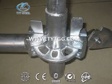 Reasonable price ledger brace end made in China steel ringlock layher allround scaffolding system