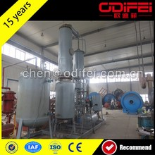 Hot selling oil blending plants oil refinery for sale in united states with high quality