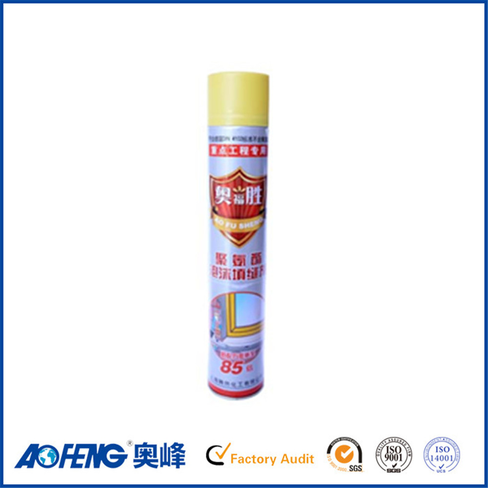 Factory Direct Supply High Expansion Rate MSDS Polyurethane Adhesive Two Component Polyurethane Foam