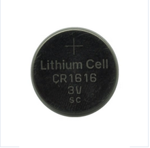 CR1616 lithium manganese battery 3v 20mAh coin button cell battery