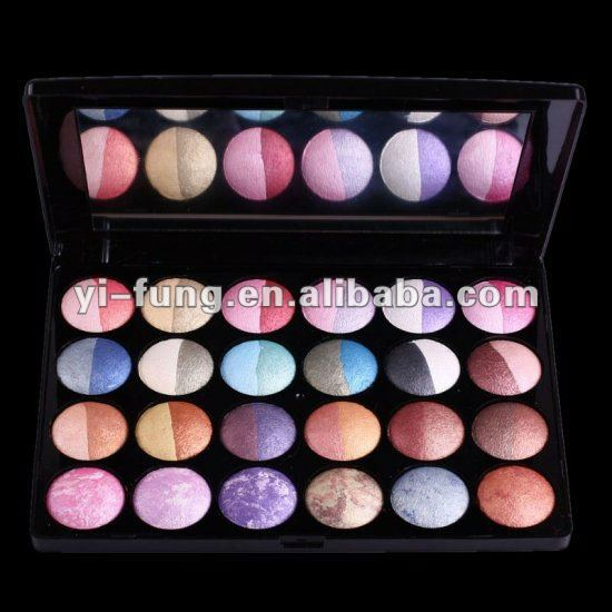 NEW 24 Piece Color Mineralize Wet/Dry EyeShadow Palette