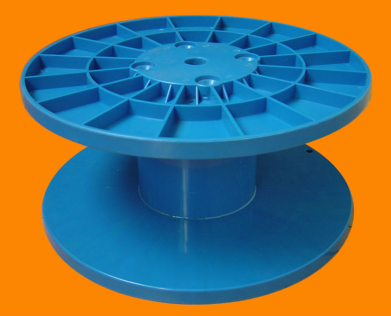 famous factory product PC400 ABS plastic bobbin spools