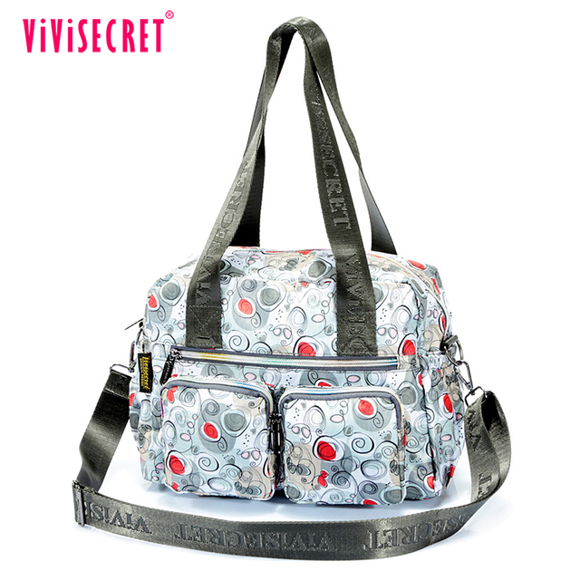 ViViSECRET long strap sublimation used ladies handbags sling shoulder bags with large capacity
